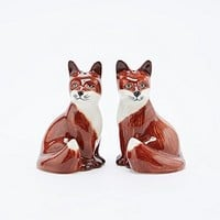 Fox Salt and Pepper Shakers - Urban Outfitters