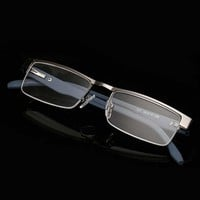 Men Women Reading Glasses Decorate Plain Diopter Glass presbyopic Spectacles +1 +1.5 +2 +2.5 +3 +3.5 +4 oculos de leitura