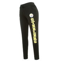 Pittsburgh Steelers Home Field French Terry Pant