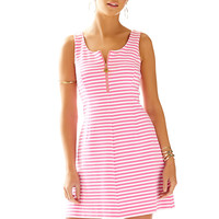 Lilly Pulitzer Nicollette Fit & Flare Zip Front Dress