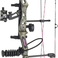 2014 Bear Finesse Women's Ready to Hunt Compound Bow Package - Hunter's Friend