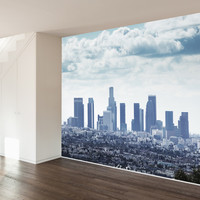 Downtown LA Wall Mural Decal