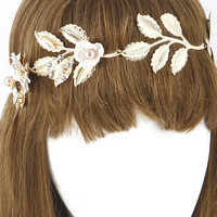 Leaf Iconic Fashion Headband
