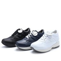 Hogan Men's New Leather Casual Sneakers Shoes
