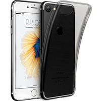ESR 4 color Soft TPU bumper Clear Case Ultra Thin Light Weight Jelly 4.7' cover case for iPhone 7