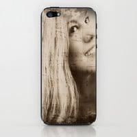 The Song In Your Heart iPhone & iPod Skin by Louisa Catharine Forsyth