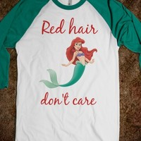 Red hair don't care!