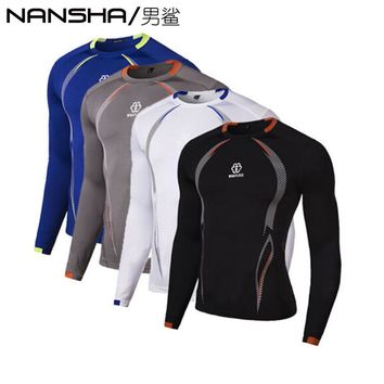 Mens Compression Long Sleeve