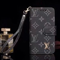 Perfect Louis Vuitton  Phone Cover Case For Samsung Galaxy s8 s8Plus  note 8 iphone 6 6s 6plus 6s-plus 7 7plus 8 8plus X