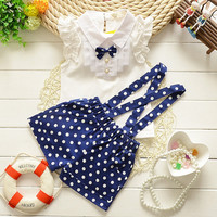 Summer Girls 2 PC Outfit Set