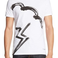 Men's Burberry Brit 'Selsey Abith' Graphic T-Shirt,