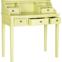 Landon Writing Desk Split Pea
