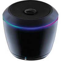Ilive Blue Portable Bluetooth Speaker With Leds