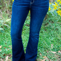 Love Conquers All Jeans - Final Sale