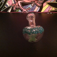 Tree of Life - Glass Pipe - New Age Smoking Bowl