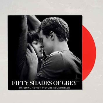Fifty Shades Of Grey Soundtrack UO Exclusive LP