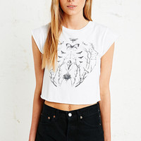 Truly Madly Deeply Ritualistic Realm Crop Top - Urban Outfitters
