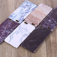 "KISSCASE Marble Case For iPhone 7 6 6S 4.7"" Ultra Slim Stone Pattern Case For iPhone 7 6 4.7''/ 6S Back Cover Phone Accessories"