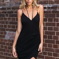 Make A Pass Dress Black