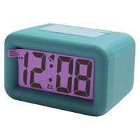 Room Essentials® Rubber Alarm Clock Sea Going