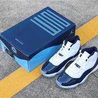 "Air Jordan 11 Retro ""Midnight Navy"""