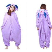 pp New Anime  Master Espeon Cosplay Costume Onesuit Jumpsuit Pyjamas Hot SaleKawaii Pokemon go  AT_89_9