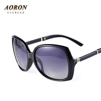 New design Women's Polarized Sunglasses Luxury Sun Glasses Vintage leisure Goggles brand Eyeglasses fashion glass