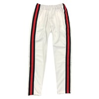 "ByKiy Track Pant ""Italy"" Edition ""White"""
