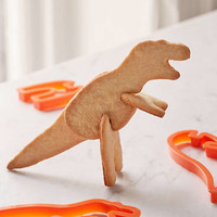 Dinosaur 3D Cookie Mold | Urban Outfitters