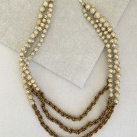 Harlow Shimmer Necklace