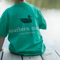 Southern Marsh Authentic - Short Sleeve - Youth