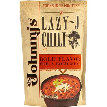 Johnny's Lazy-J Chili