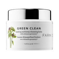 Sephora: Farmacy : Green Clean Makeup Meltaway Cleansing Balm : face-wash-facial-cleanser