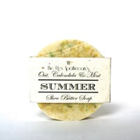 Seasonal Soap // SUMMER // Oats, Mint, and Calendula