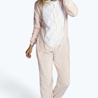 Tabitha Pig Supersoft Animal Onesuit