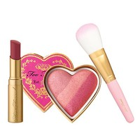 Too Faced Berry Beautiful Lip and Cheek Collection at HSN.com