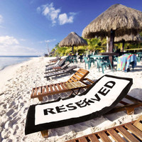 Beach Towel Reserved by Wanted