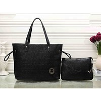 TOUS Women Shopping Bag Leather Satchel Crossbody Handbag Shoulder Bag G-XS-PJ-BB