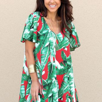 Here In Paradise Dress | Monday Dress