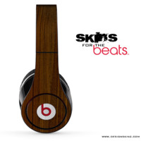 Walnut Wood Skin for the Beats by Dre