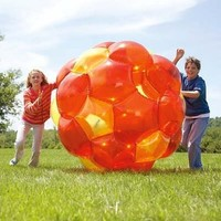 """HearthSong GBOP Incred-a-Ball - 65"""" Inflatable Ball"""