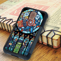 the avengers super heroes Thor Iron man Captain american | For Samsung Galaxy S5 Cases | Free Shipping | AH0087
