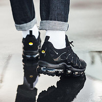 "Nike Air VaporMax Plus ""Triple Black"" Sneakers Shoes"