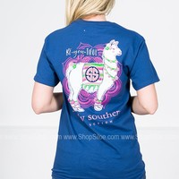 Be.You.Tiful | Navy | Simply Southern