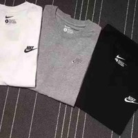 Nike£º men and women classic tee shirt T-shirt