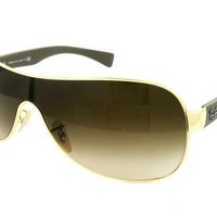 NEW Genuine Ray Ban RB3471 00113 YOUNGSTER Gold Mens Sunglasses Glasses