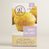 JAZ Earl Gray Honey Muffin Mix Set of 2