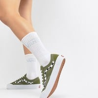 Vans Exclusive Olive Style 36 Decon Sf Trainers at asos.com