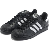 """Adidas"" Girl Fashion Shell-toe Flats Sneakers Sport Shoes"