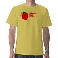 Strawberry Fields Forever Tees from Zazzle.com